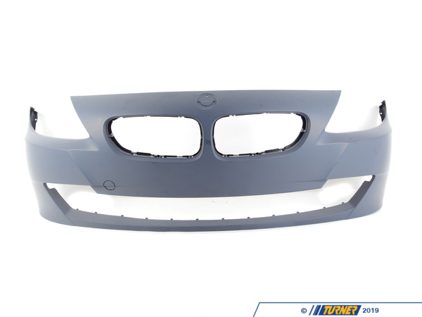 T#76344 - 51117170614 - Genuine BMW Trim Cover, Bumper, Primered - 51117170614 - Genuine BMW -
