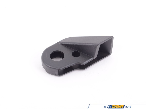 T#131858 - 52208204865 - Genuine BMW Left Center Mounting Cover Schwarz - 52208204865 - E46 - Genuine BMW -