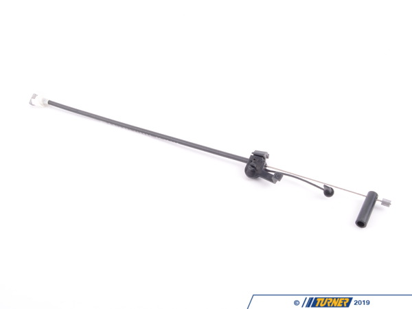 T#91046 - 51247014871 - Genuine BMW Bowden Cable, Trunk Lid - 51247014871 - E65 - Genuine BMW -