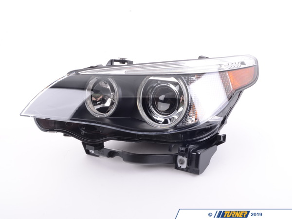 Hella Hella Headlight Assembly (Bi-Xenon Adaptive) - E60 E61 63127160157