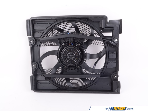 Hella Electric Auxiliary Fan - E39 528i 540i 1997-1998 64548380780