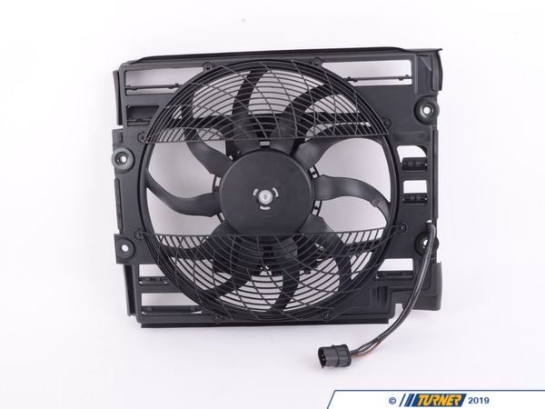 T#2171 - 64548380780 - Electric Auxiliary Fan - E39 528i 540i 1997-1998 - Hella - BMW