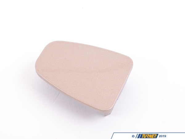 T#98510 - 51418236124 - Genuine BMW Cover, Metallic Paint Beige - 51418236124 - E46 - Genuine BMW -