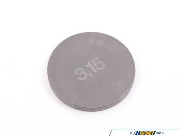 T#34162 - 11321308207 - Genuine BMW Plate 3,15 mm - 11321308207 - E30,E34,E30 M3,E34 M5 - Genuine BMW -
