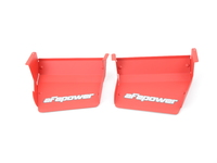 aFe Dynamic Air Scoops (DAS) - E82/E88 1 Series 128i & 135i - Red