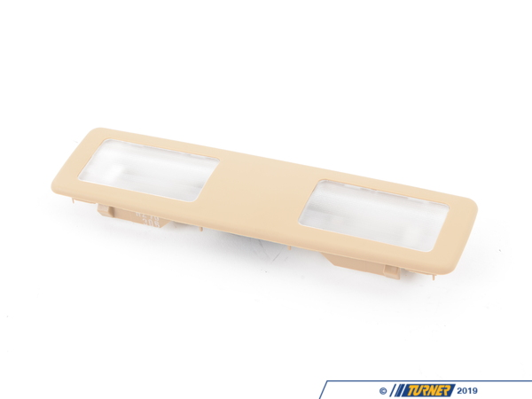 T#25452 - 63318360011 - Genuine BMW Mirror Lamp Beige - 63318360011 - E38,E39,E39 M5 - Genuine BMW Mirror Lamp - BeigeThis item fits the following BMW Chassis:E39 M5,E38,E39 - Genuine BMW -