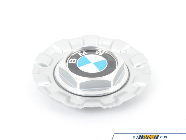 Genuine BMW Genuine BMW Hub Cap for Cross Spoke 29 Wheel - E36 E39 Z3  36131092734