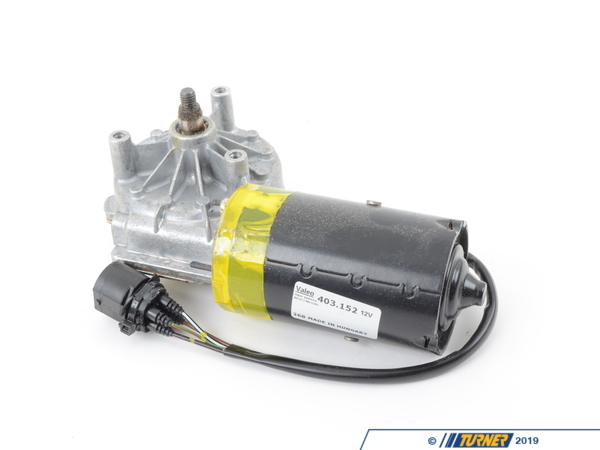T#20234 - 61611378650 - Genuine BMW Wiper Motor - 61611378650 - E34,E34 M5 - Genuine BMW Wiper MotorThis item fits the following BMW Chassis:E34 M5,E34 - Genuine BMW -