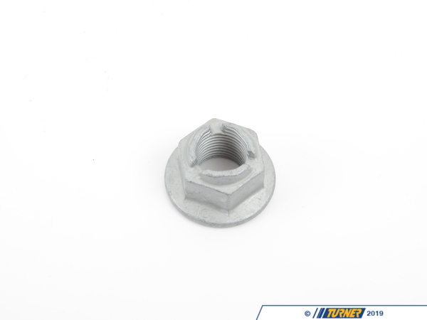 T#53994 - 31106768887 - Genuine BMW Hexagon Nut With Collar - 31106768887 - Genuine BMW -