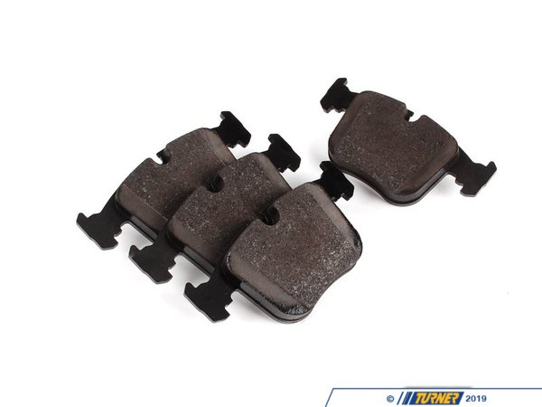 T#8028 - 34111160296 - Genuine BMW Brakes Repair Kit, Brake Pads 34111160296 - Genuine BMW -