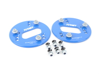 Turner Motorsport Street/Track 2-Position Fixed Camber Plates - E36 M3 1996+