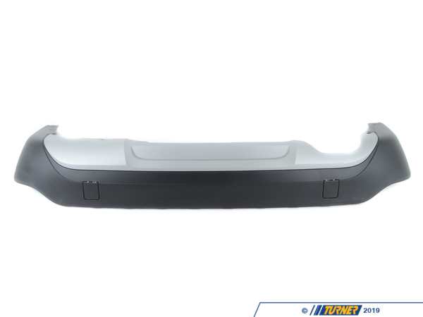T#78687 - 51127345037 - Genuine BMW Trim Panel, Bumper, Rear, Bottom Basis - 51127345037 - Genuine BMW -