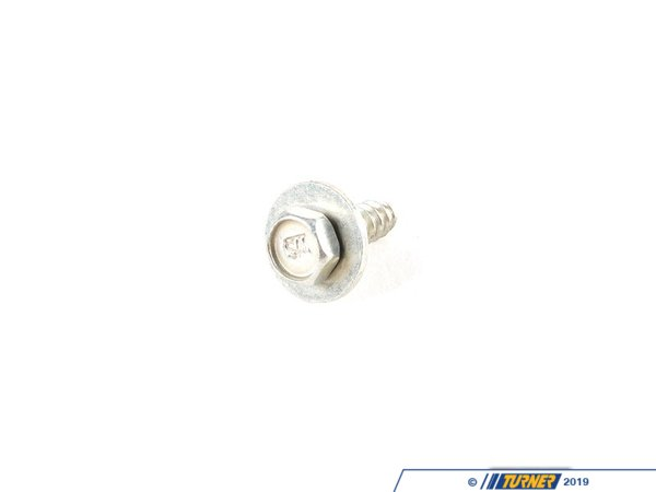 T#27384 - 07119902807 - Genuine BMW Sheet Metal Screw - 07119902807 - E90,E92,E93 - Genuine BMW -