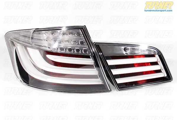 T#177946 - 63212167216 - White Line Tail Light Set - F10 5 Series - Genuine European BMW - BMW