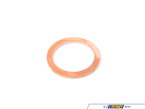 T#53872 - 27109807687 - Genuine MINI Washer-Gasket 18X24X1,5 - 27109807687 - Genuine MINI -