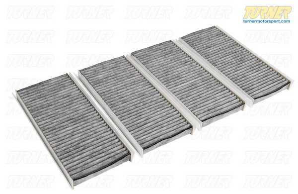 T#5621 - 64319159606 - OEM Mann Cabin Air Filter - Activated Charcoal - E9X M3 - Mann - BMW