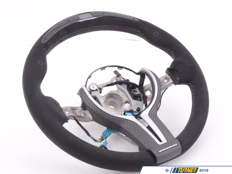 32302413015 Genuine Bmw M Performance Steering Wheel