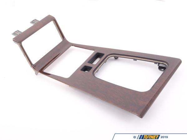 T#85517 - 51168158987 - Genuine BMW Base Of Center Console Vavona - 51168158987 - E38 - Genuine BMW -