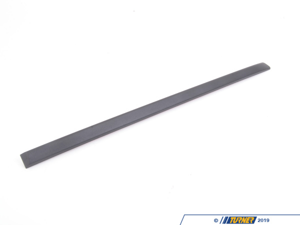T#80015 - 51137158536 - Genuine BMW Moulding Door Rear Right Schwarz - 51137158536 - E70 X5 - Genuine BMW -