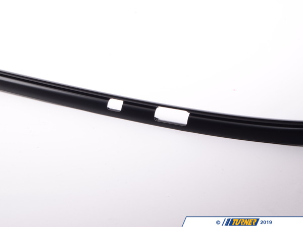 T#80146 - 51137230375 - Genuine BMW Roof Molding Left Schwarz - 51137230375 - E70 X5 - Genuine BMW -