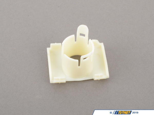 T#75962 - 51117008393 - Genuine BMW Bracket Pdc Exterior, Left - 51117008393 - E39 - Genuine BMW -