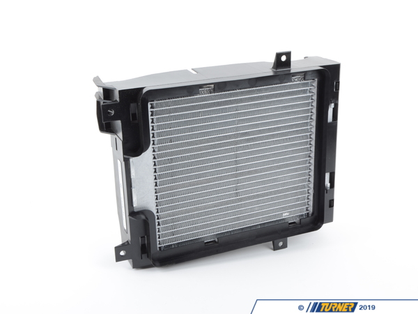 T#222011 - 17117645690 - Genuine BMW Auxiliary Radiator, Left - 17117645690 - Genuine BMW -
