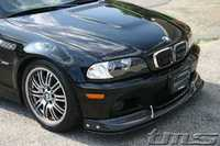 Carbon Fiber Front Splitter for E46M3