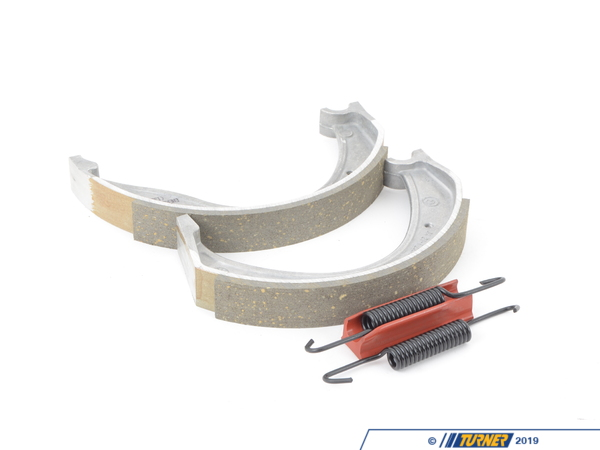 T#62177 - 34212310523 - Genuine BMW Repair Kit Brake Shoe Asbestos-Free 25mm - 34212310523 - Genuine BMW -