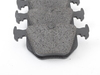 T#23020 - 34211162865 - OEM BMW Repair Kit, Brake Pads - 34211162865 - Textar -