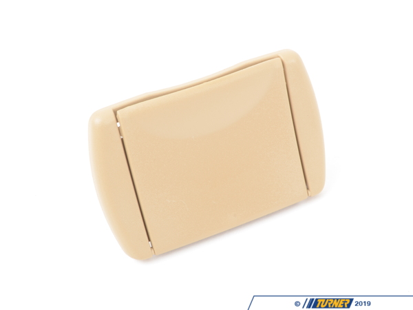 T#105904 - 51446960319 - Genuine BMW Cover,Susp. Loop F Dividing Net, Lft Beige - 51446960319 - Genuine BMW -
