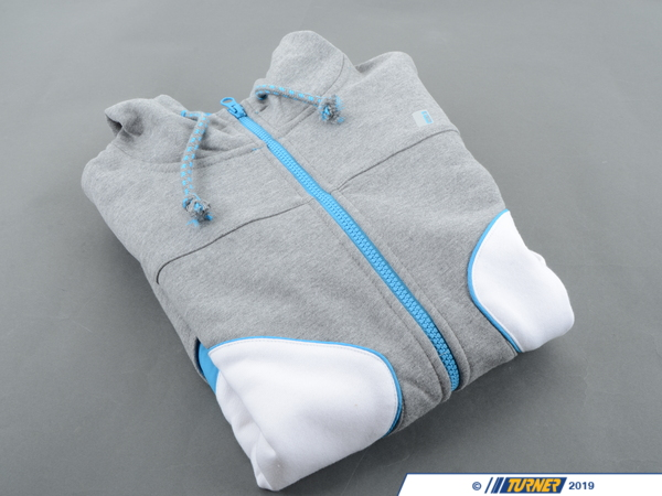T#212722 - 80142359281 - NO LONGER AVAILABLE - Genuine Bmw - I Hoody, Unisex - 80142359281 - Genuine BMW -