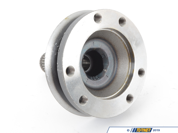 T#213928 - 33131428683 - Genuine BMW Drive Flange Output E46, - 33131428683 - Genuine BMW Drive Flange Output VL-103This item fits the following BMW Chassis:E46, - Genuine BMW -