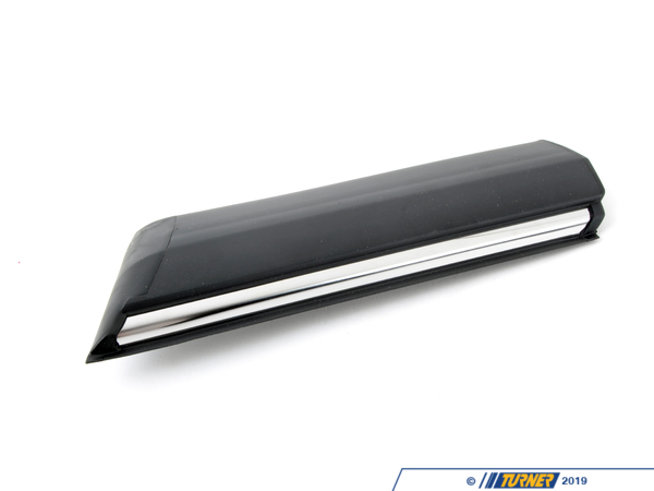 T#23476 - 51131871098 - Genuine BMW Moulding Fender Front Right - 51131871098 - Genuine BMW MOULDING FENDER FRONT RIGHT.--This item fits the following BMWs:BMW 5 Series - 524td, 528e, 533i, 535i, 535is BMW M Series- M5--. - Genuine BMW -