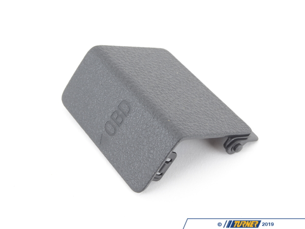 T#103922 - 51437272619 - Genuine BMW Cover For Obd - 51437272619 - Schwarz - Genuine BMW -