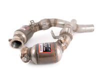 F10,F06,F12,F13 550i/650i Supersprint High Flow Catted Down Pipes