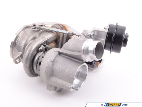 T#37053 - 11657635803 - Genuine BMW At-Turbo Charger - 11657635803 - E89,F10,F25,F30 - Genuine BMW -