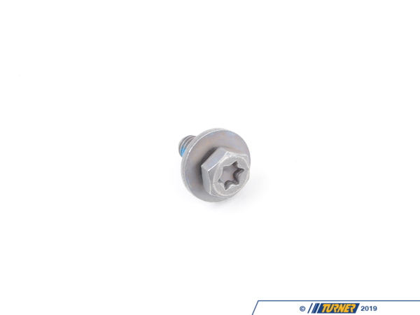 T#28186 - 07119915024 - Genuine BMW Hex Bolt With Washer - 07119915024 - Genuine BMW -
