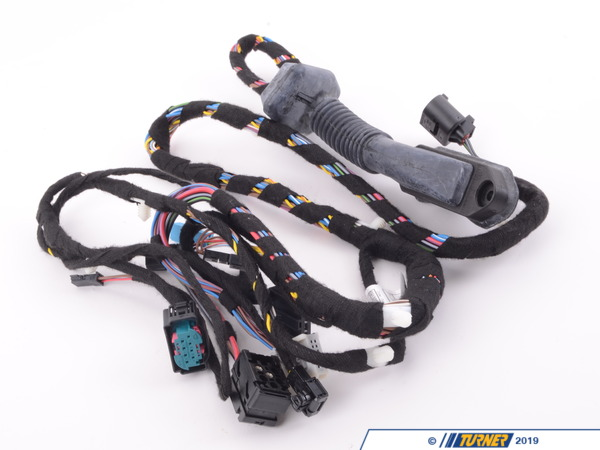 T#138138 - 61126913727 - Genuine BMW Cable Harness, Door, Front - 61126913727 - E53 - Genuine BMW -