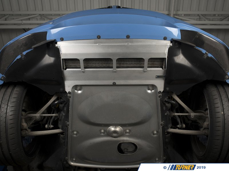 021491tms01 Turner Motorsport Skid Plate Natural