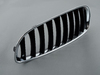 T#23573 - 51137191509 - Genuine BMW Grille Left Chromrahmen - 51137191509 - E89 - Genuine BMW -