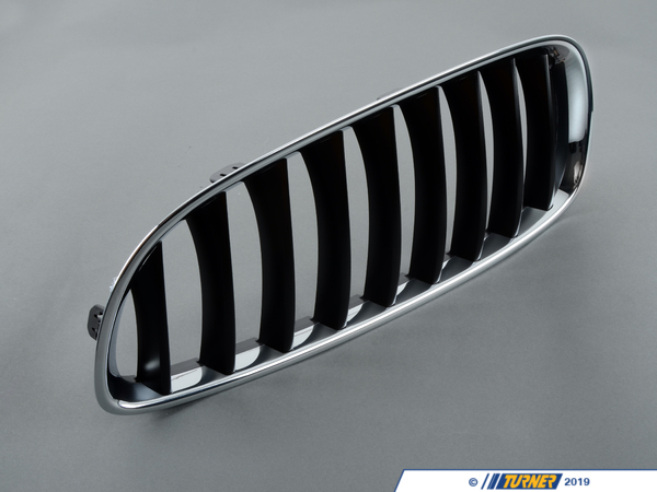 T#23573 - 51137191509 - Genuine BMW Grille Left Chromrahmen - 51137191509 - E89 - Genuine BMW Grille Left - ChromrahmenThis item fits the following BMW Chassis:E89 Z4 - Genuine BMW -