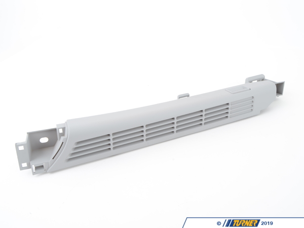 T#113335 - 51478256941 - Genuine BMW Left Vent Louver Grau - 51478256941 - E46 - Genuine BMW -