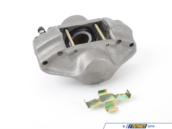 T#227114 - 34111150254R - Brake Caliper - Rebuilt - Front Right - E21 320i 1978-1983 - for ATE caliper - Centric -
