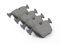 OEM Pagid Rear Brake Pad Set - E39 E46 Z4 Z8 E52/53