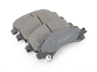 OEM Pagid Rear Brake Pad Set - E39 E60 E46 Z4 Z8 E52/53