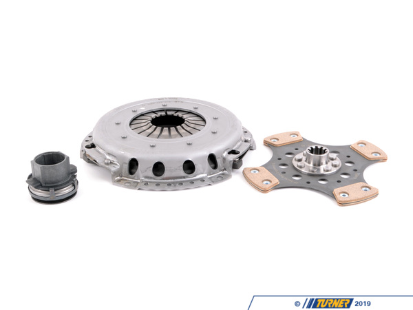 T#393868 - 883082999618KT1 - Sachs Performance Clutch Kit - Metallic Clutch Disc - E10 E30 E28 E34 - SACHS Performance - BMW