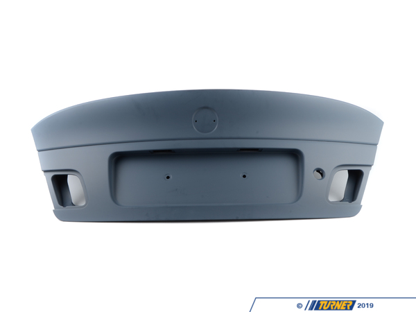 Genuine European BMW Genuine BMW CSL Trunk - E46 M3 41007895884