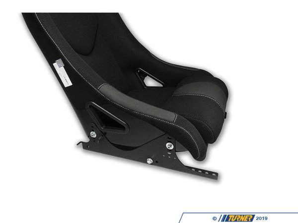 T#396420 - R-9261 - Brey-Krause R-9261 Seat mount - priced each - TheR-926Xline of seat mounts is the clean, simple, light weight, and strong way to attach your fixed back bucket seats directly to the floor of your BMW. They are made specifically to fit in a small number of chassis and work with a limit range of seat sizes to create a precise fit with maximum head room.R-9261FeaturesFits seats between 410mm to 434mm wide at the side mount mounting point7lbs304 Stainless steelBlack wrinkle powder coat finishIncludes provisions for fir extinguisher mount(R-2295) - Brey-Krause - BMW