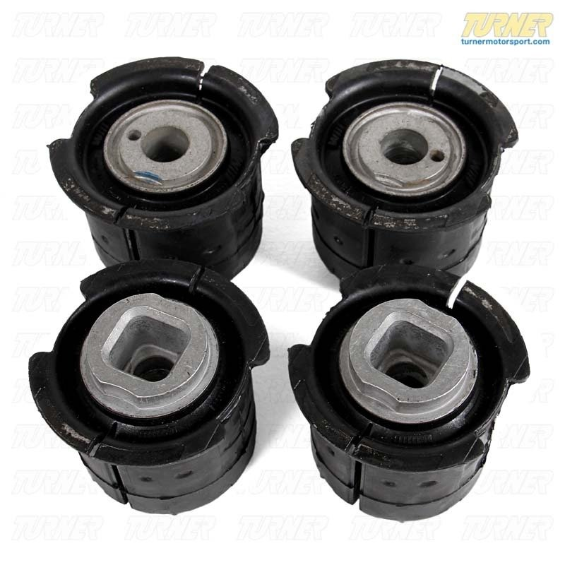 Tms12061 Rear Subframe Bushings Mounts Set Stock M3