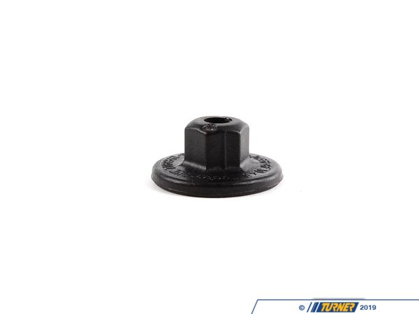 T#29720 - 07147169847 - Genuine BMW Plastic Nut For Coarse Threa - 07147169847 - Genuine BMW -